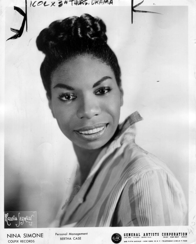 Style Icon: Nina Simone