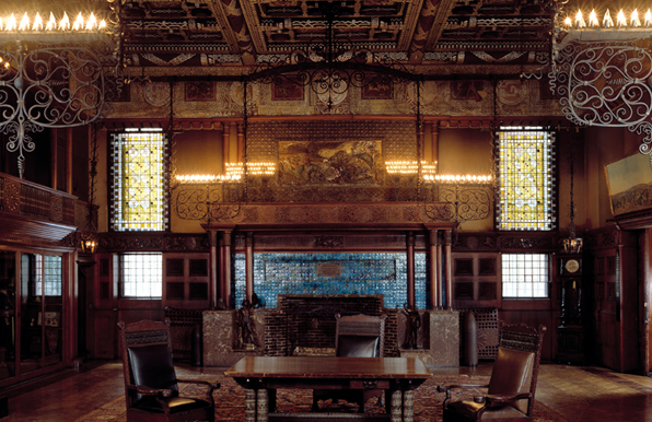 Veterans Room Image Via The Park Avenue Armory