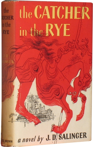 an analysis of the main character in the catcher in the rye by j d salinger Written by david harrison, narrated by stephen paul aulridge jr download the  app and start listening to the catcher in the rye by jd salinger - summary.