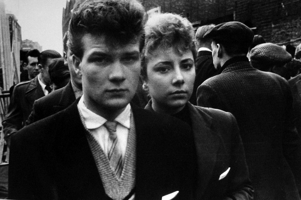Teddy Boy Quite Continental