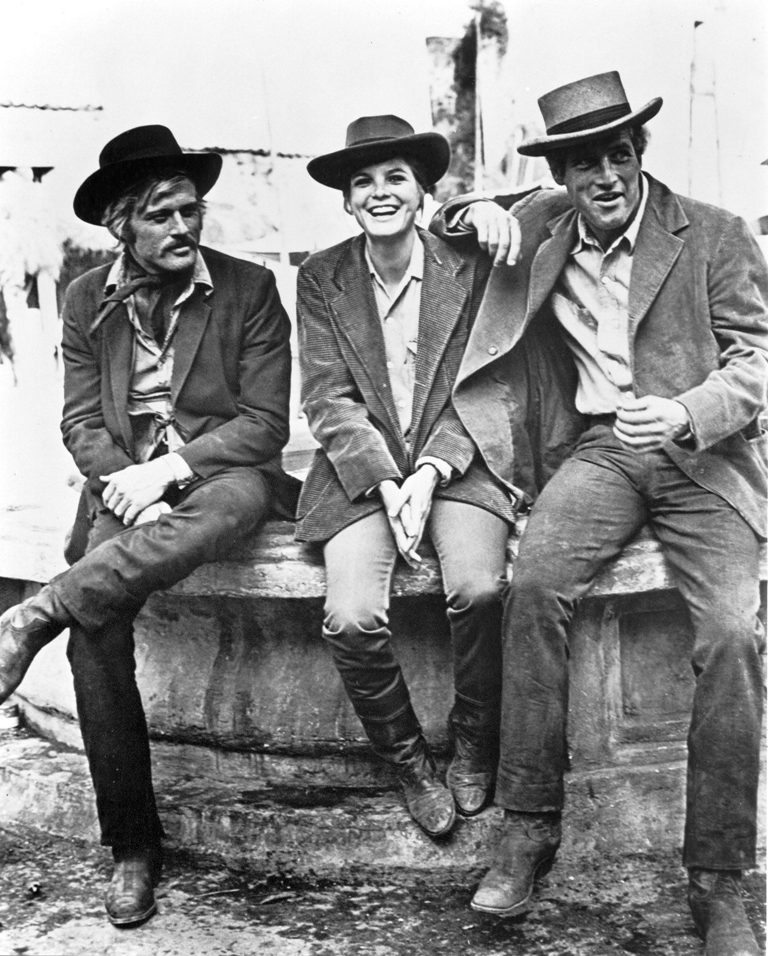 review butch cassidy and the sundance One could [say] that butch cassidy & the sundance kid set the benchmark for buddy action-comedies to come, but there would never be another film that comes even close to exuding the same kind of charm newman and redford deliver in their roles.