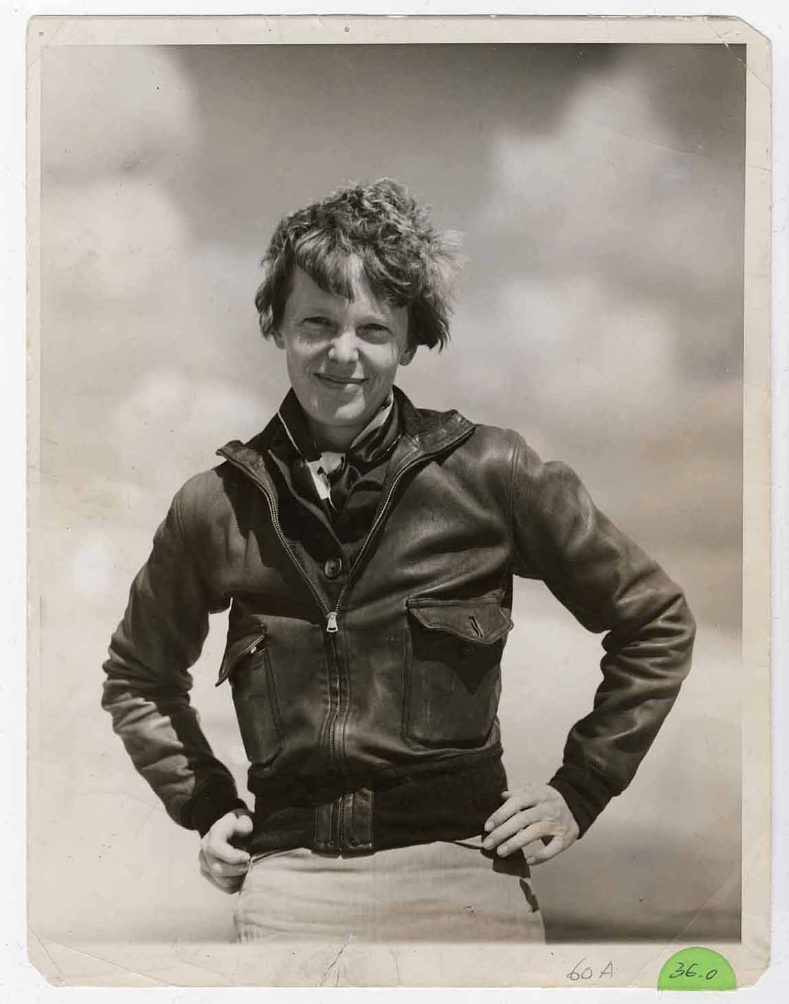 Style Icon: Amelia Earhart | Quite Continental