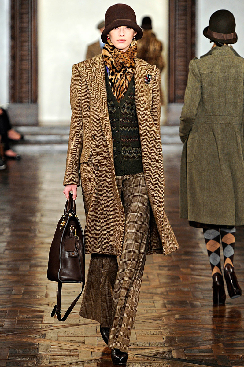 fetch my walking stick u2026  ralph lauren collection fall