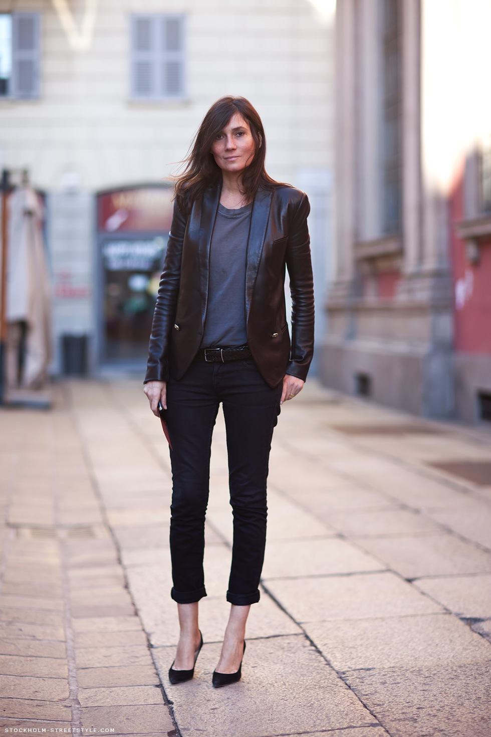 On Uniforms {also, Style Icon: Emmanuelle Alt}