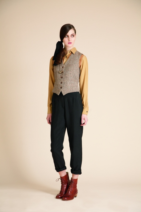 5edb8c40336 Wolverine 1000 Mile Collection by Samantha Pleet F/W '12 Lookbook ...