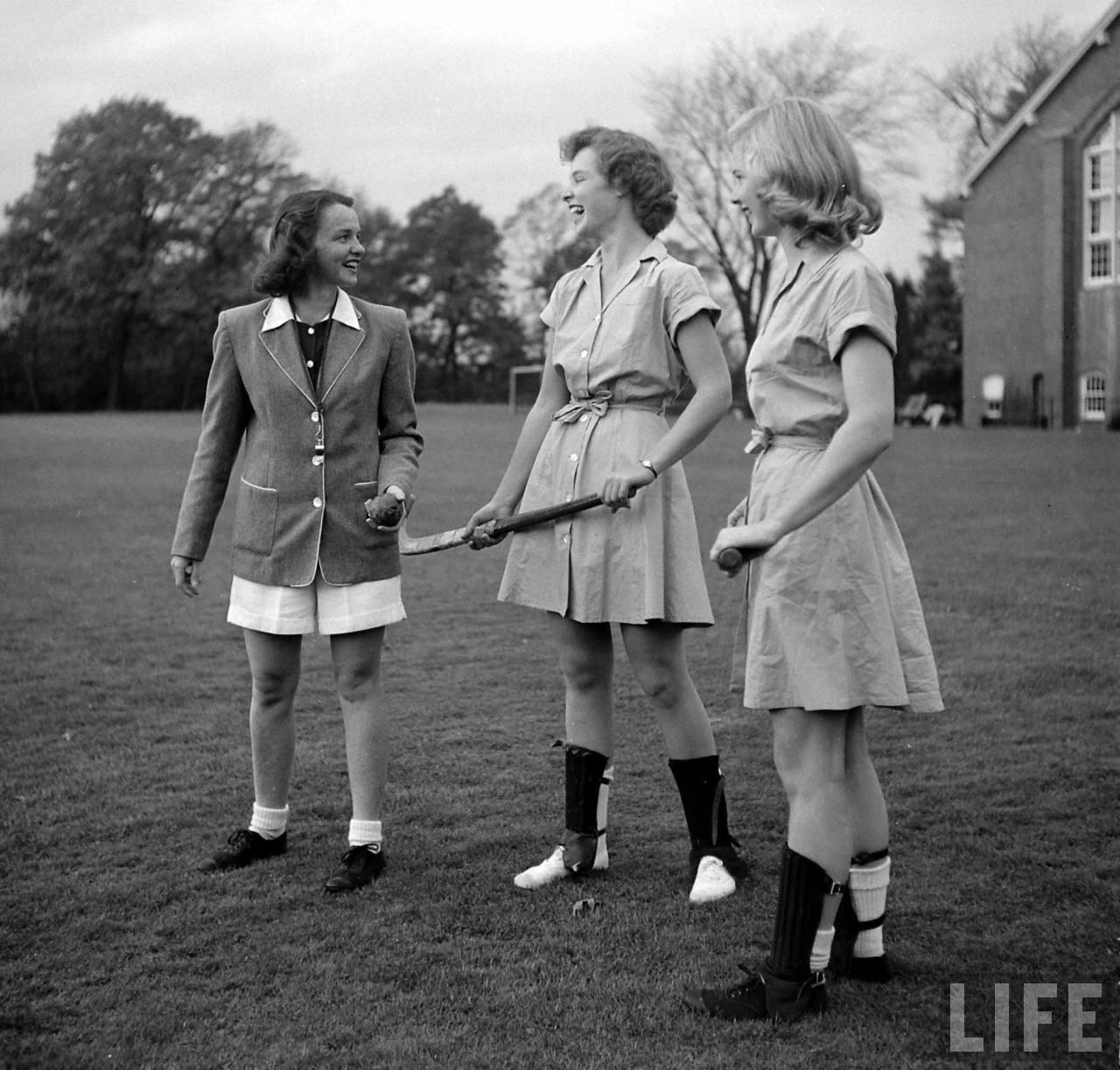 School Days: Wellesley College, 1949 | Quite Continental