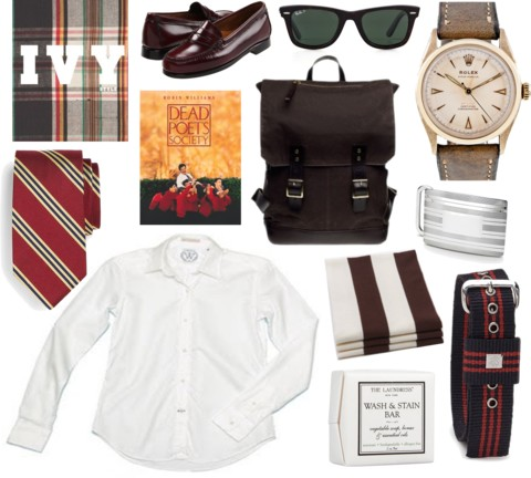 QC Gift Guide: School Ties