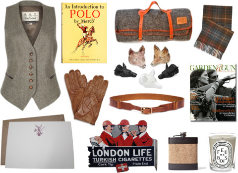 QC 2012 Gift Guide: The Horsey Set