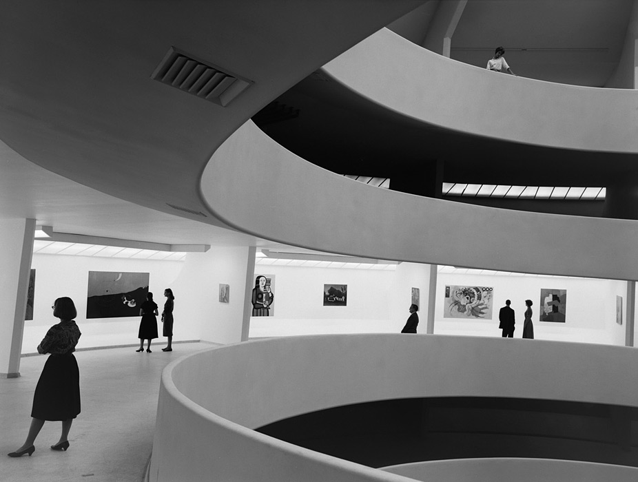 On The Docket Ezra Stoller At The Yossi Milo Gallery