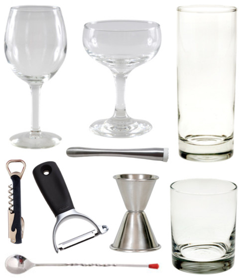 QC Charm School: Class Up Your Barware