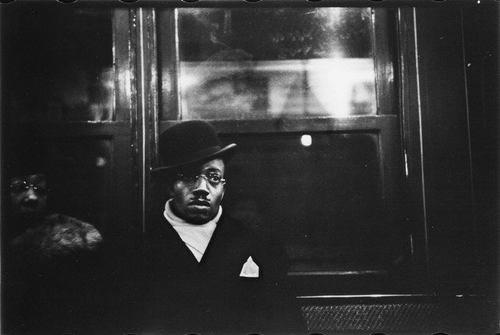 Walker Evans Subway Accordion