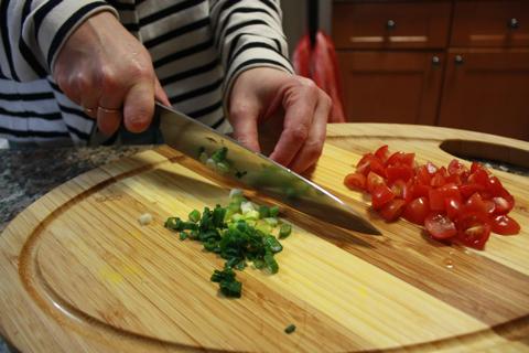 QC Cooks: Frittata