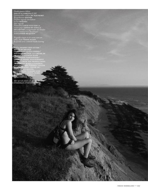 Vogue Vogue Netherlands July 2013 12