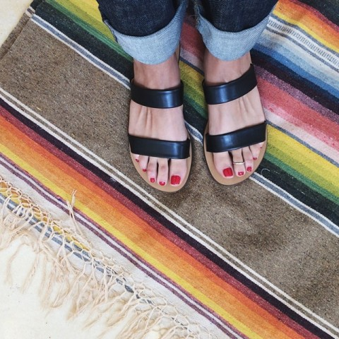 In My Closet || J.Crew Malta Sandals