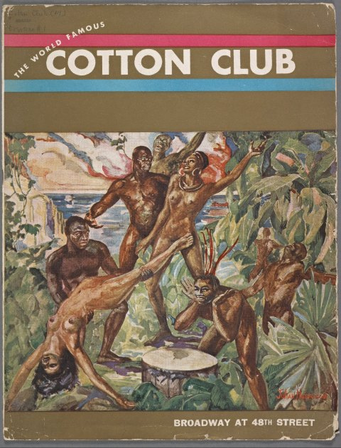 Cotton Club 1 - 1938